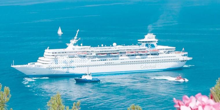 >Cruising in the Mediterranean Sea