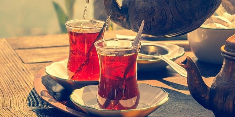 >Turkish Tea & its Cultural Significance