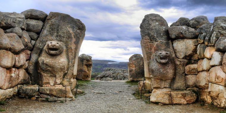 >Hattusa: A Forgotten City Of Turkey