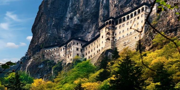 >Sumela Monastery
